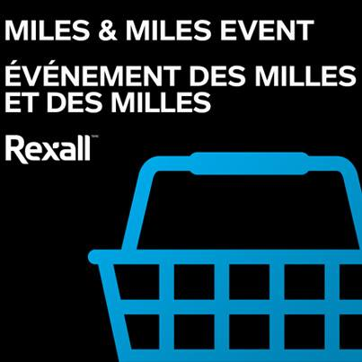 Miles & Miles Event at Rexall
