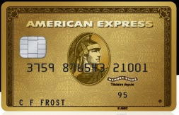 American Express Canada Gold Rewards Credit Card