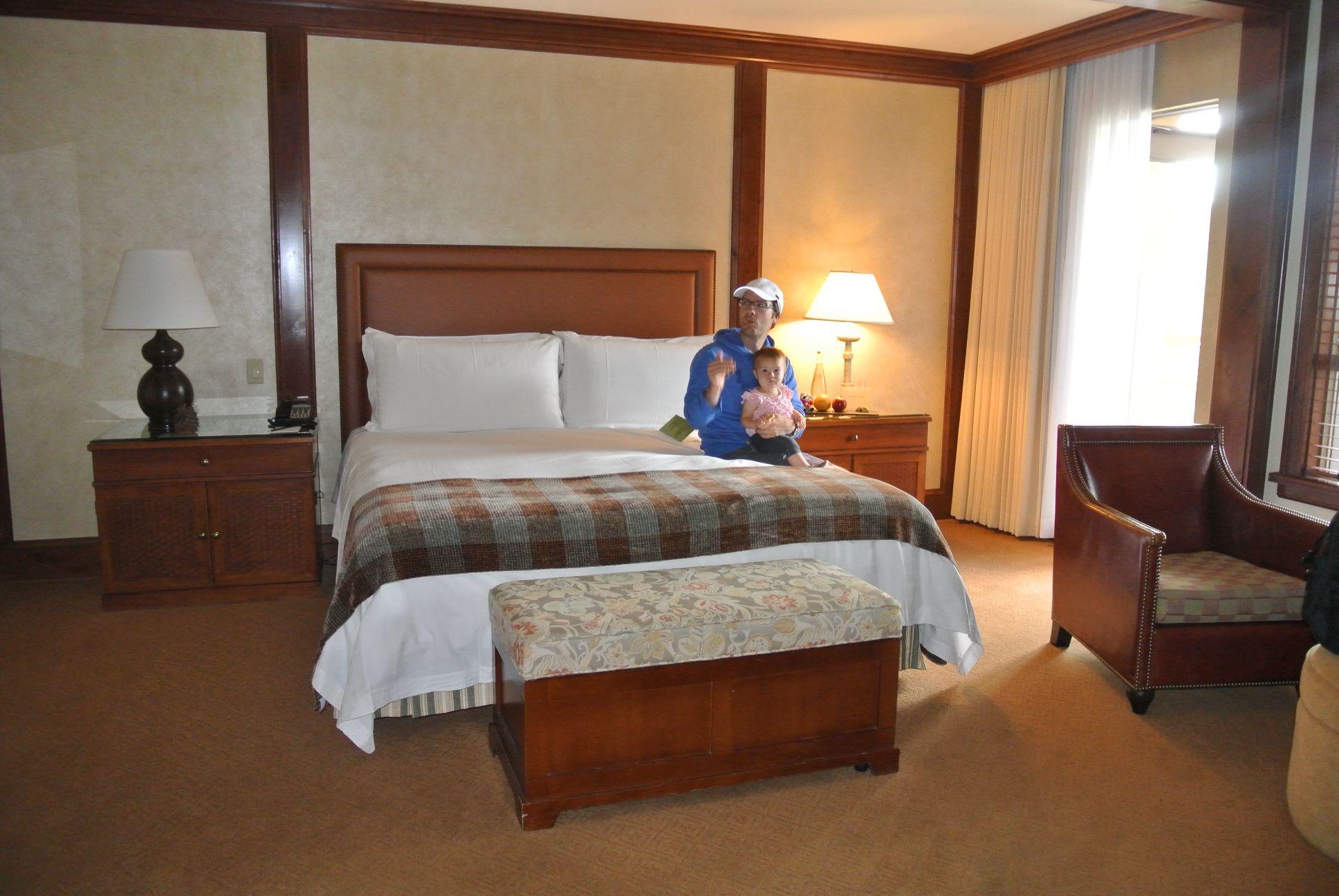 Four Seasons Whistler Upgraded room