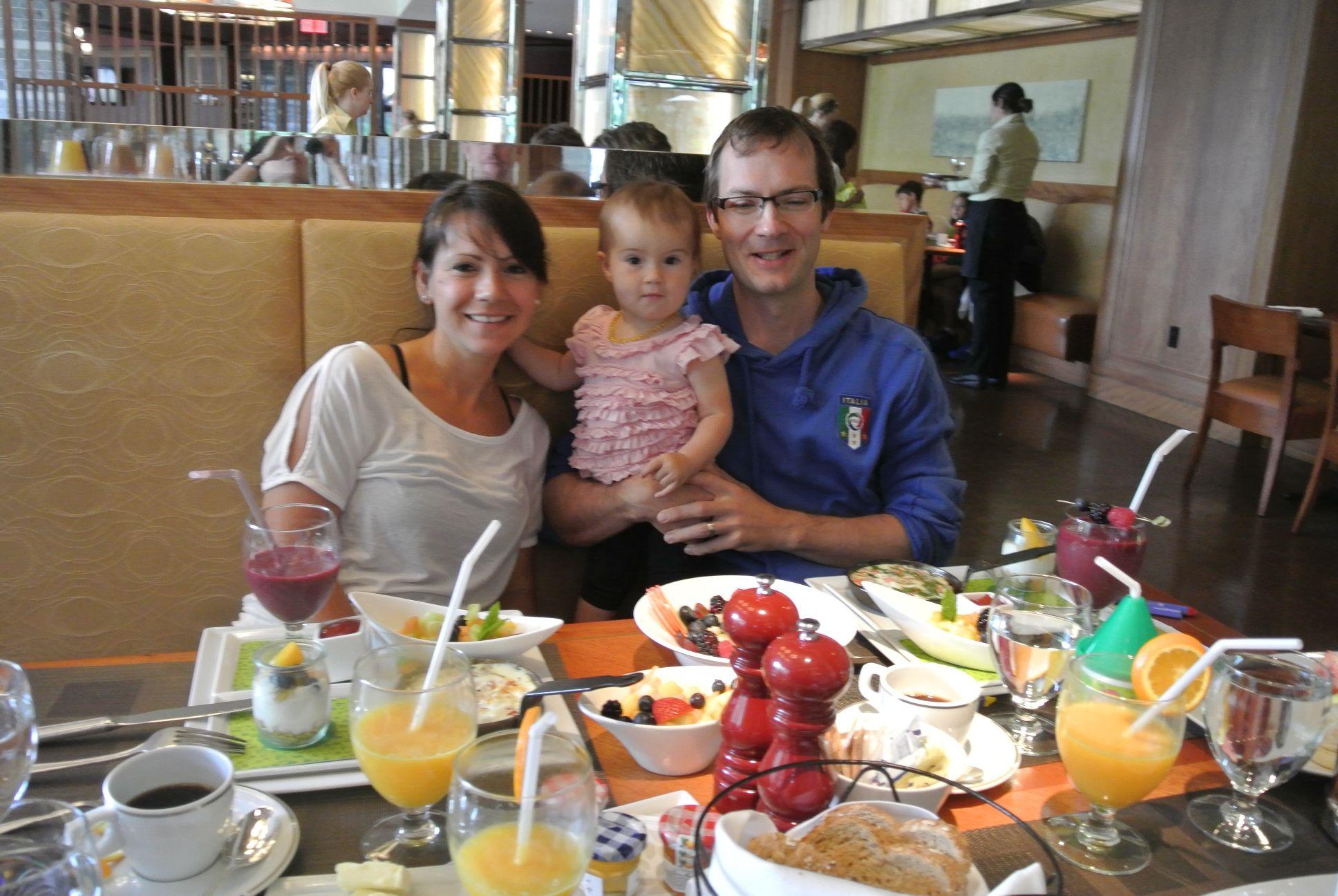Four Seasons Whistler Family Photo