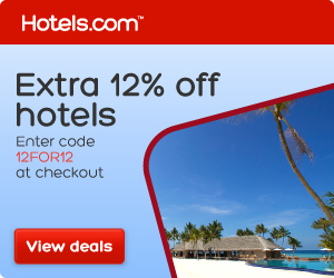 Hotels.com Mobile Bonus