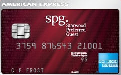 SPG American Express Card