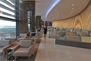 AC Opens Maple Leaf Lounge at New Heathrow Terminal 2