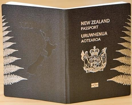 Coolest looking passports from around the world?