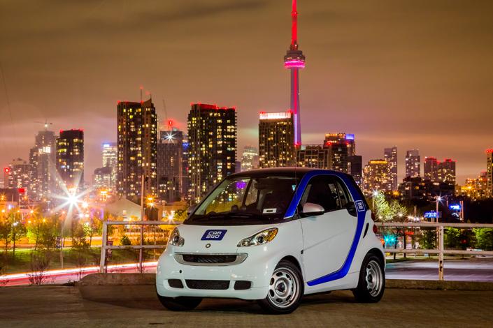 car2go-Toronto