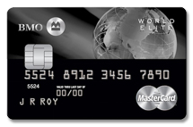 BMO World Elite Mastercard – $300 Travel Credit on First Purchase! First Year Free