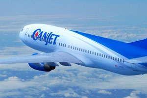 CanJet Suspends Operations